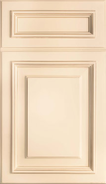 Fabuwood Kitchen Cabinetry - Classic - Wellington Ivory