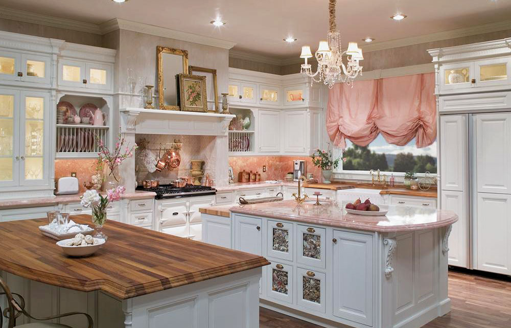 Medallion Cabinetry - Wellington White Wood Cabinets