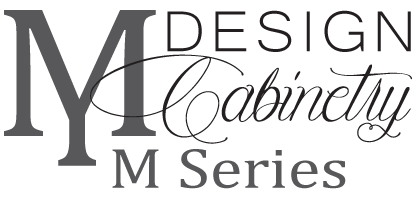 My Design Cabinetry - M Series Logo
